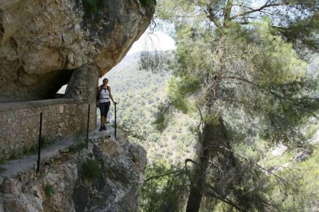Avventura in Andalusia: il Rio Chillar