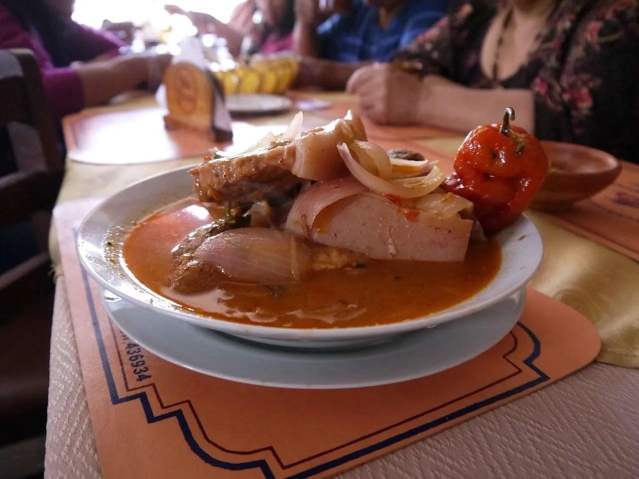 Le specialità dello street food peruviano: i colori e i sapori di una cucina unica