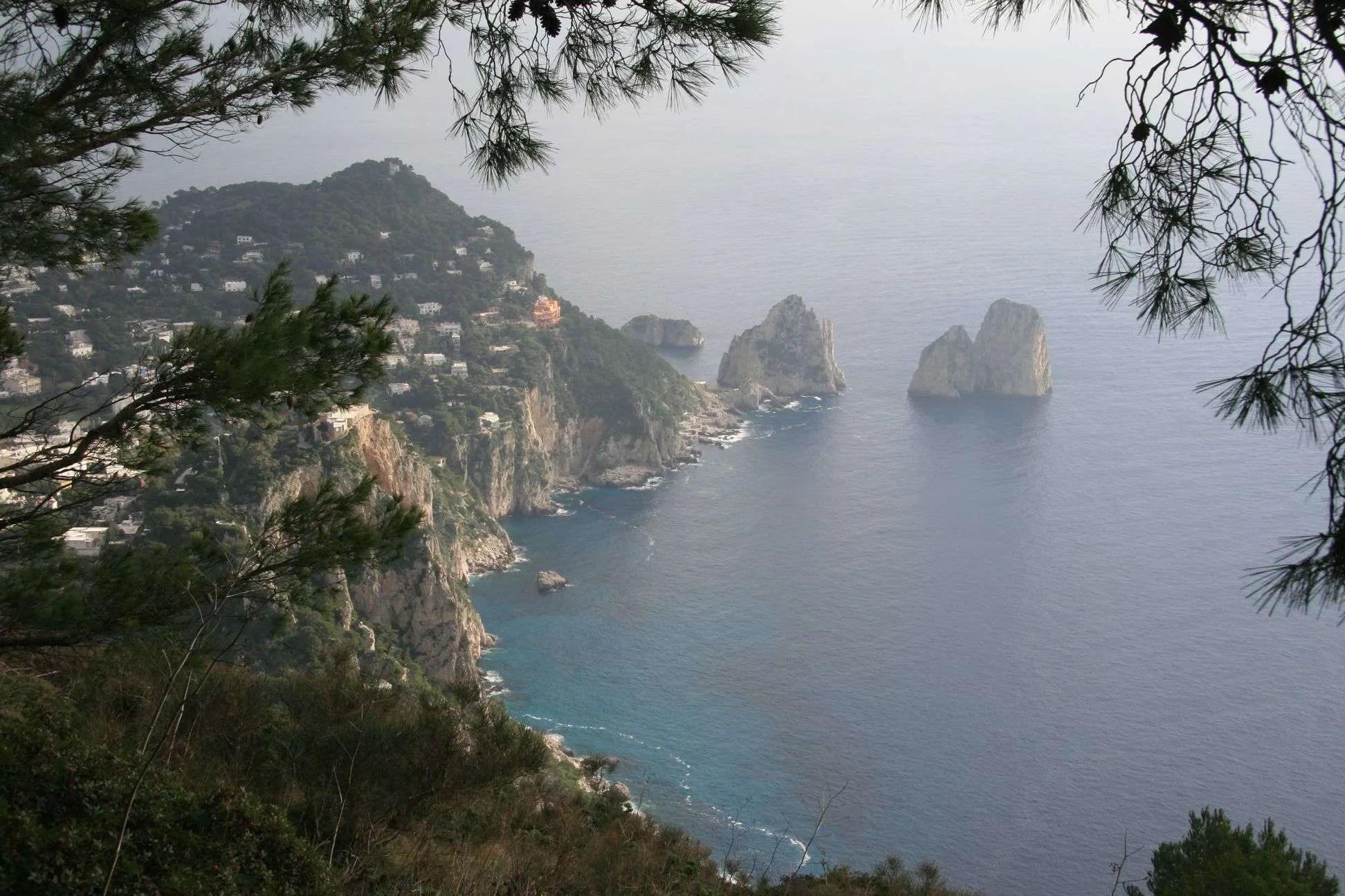 2 itinerari di trekking a Capri per scoprire il lato selvaggio dell'isola