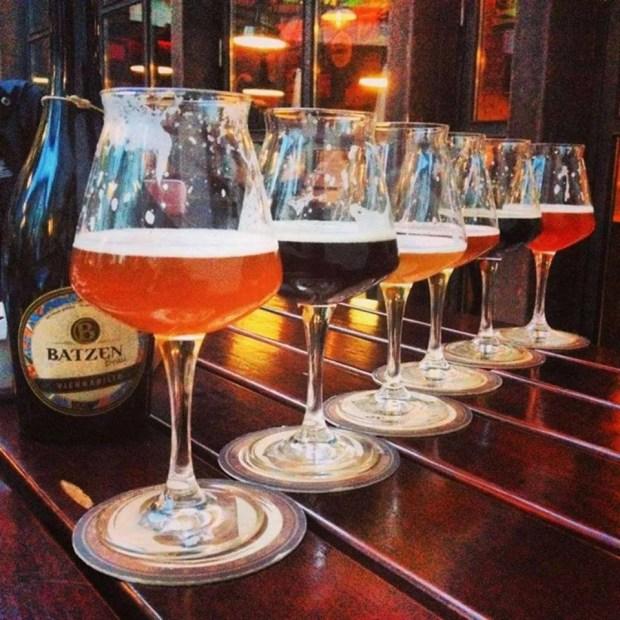 La birreria Batzen e le sue birre artigianali