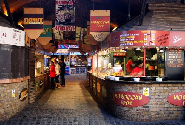 L'offerta gastronomica di Londra