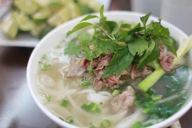 Il pho, protagonista della cucina vietnamita