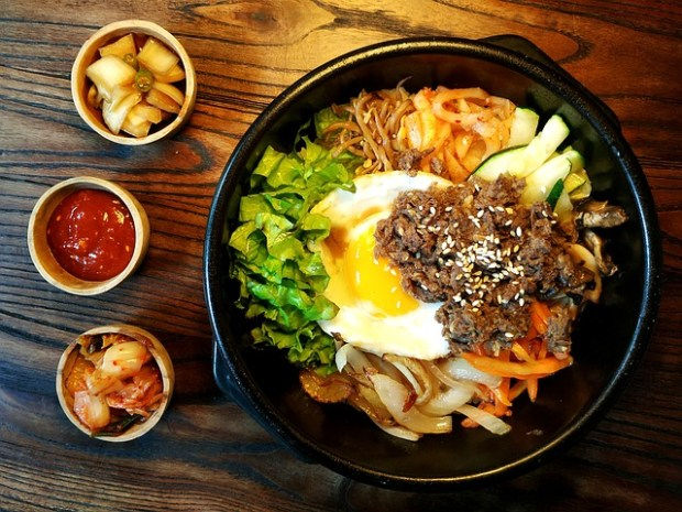 La cucina coreana