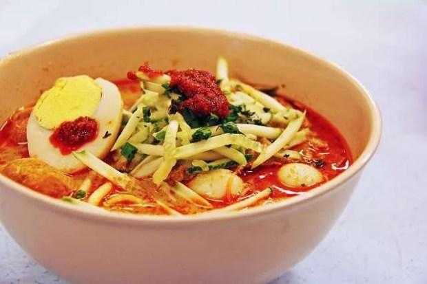 La cucina di Singapore