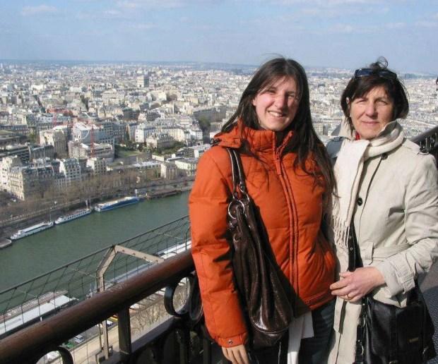 In viaggio con la mamma a Parigi