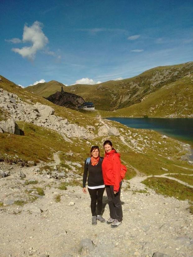 Un viaggio con la mamma è come un trekking