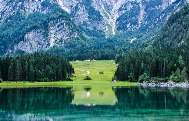I laghi di Fusine nel Tarvisiano
