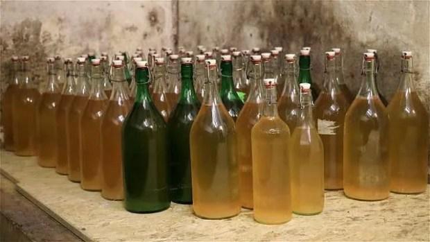 Cosa bere in Spagna: il sidro di mele