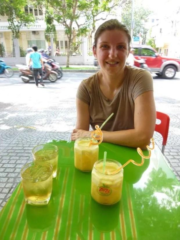 Viaggi e cucina: le bevande vietnamite