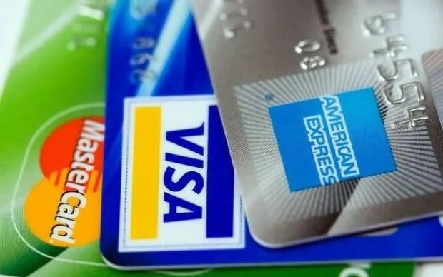 Solo le carte di credito sono accettate per il noleggio auto
