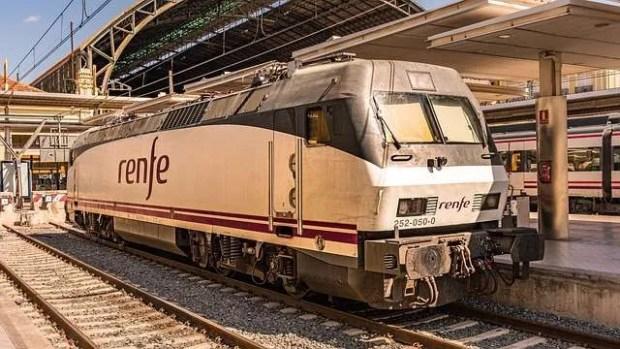 Il treno, uno dei principali mezzi pubblici in Spagna
