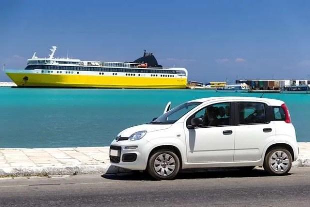 Noleggiare un'auto in Grecia