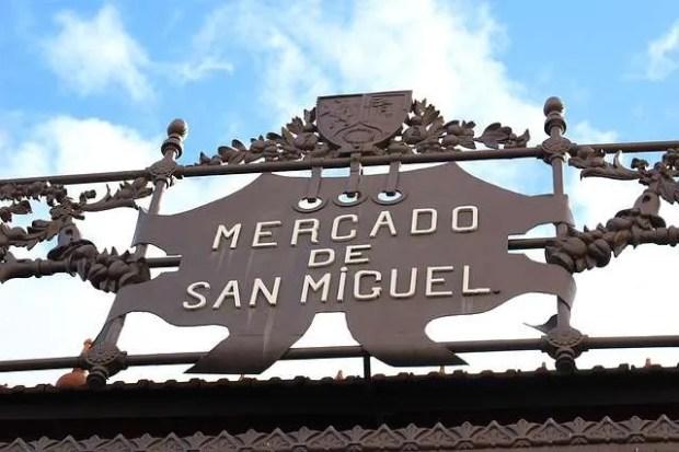 Visitare Madrid e la sua gastronomia: il Mercado de San Miguel