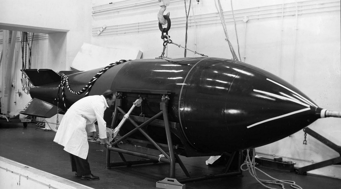 Image result for blue danube atomic weapon