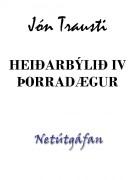 Heiðarbýlið IV - Þorradægur