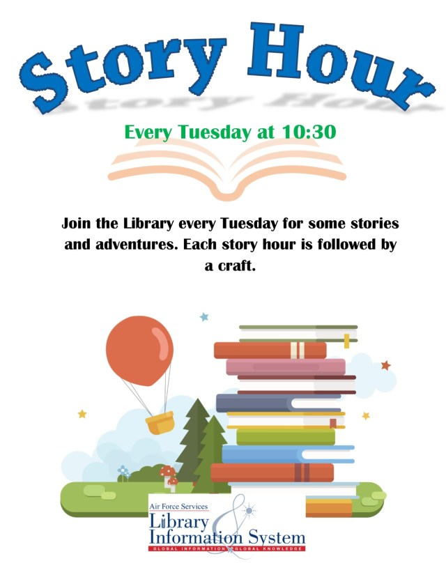 Story Hour 2018