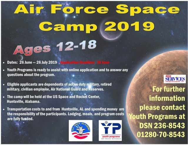 Space Camp 2019