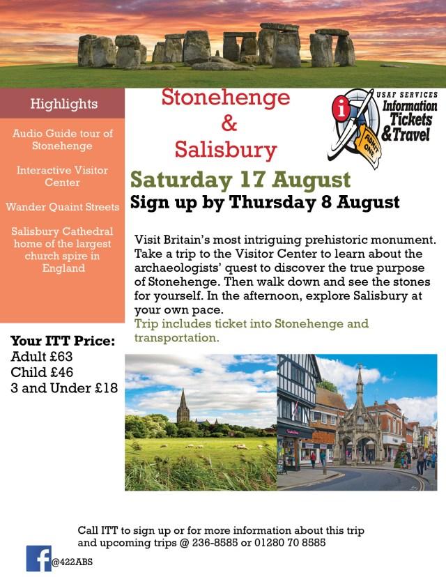 Stonehenge and salisbury 2019