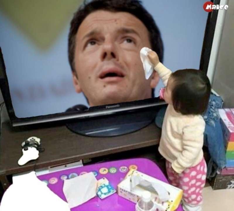 Matteo Renzi è rimasto solo