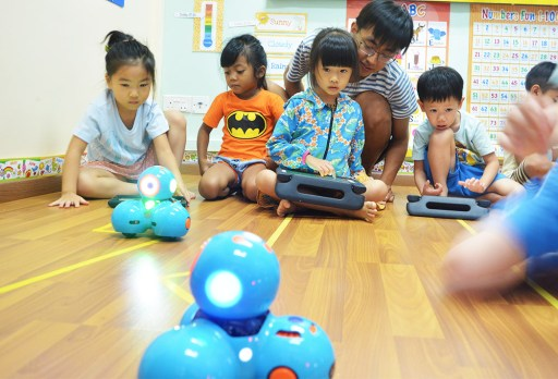 robotics tuition jurong west