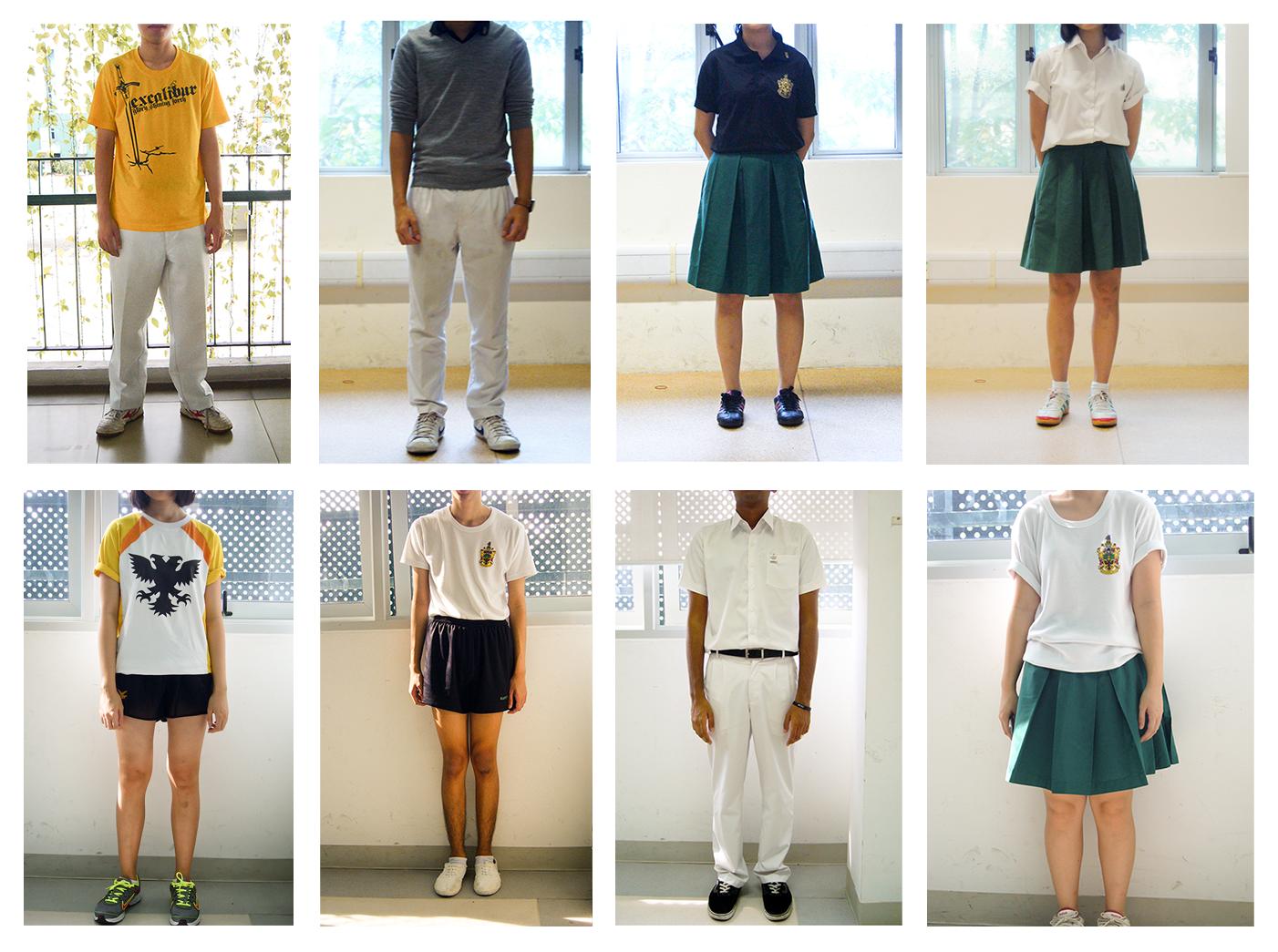 assorted sizes boys black PE shorts