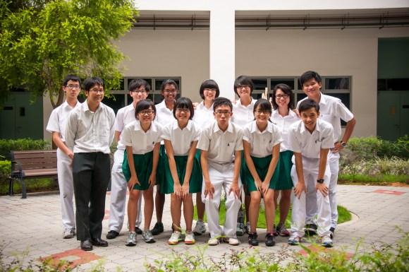 Raffles Press 2012-13 Photo