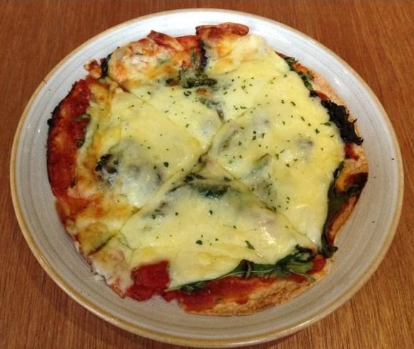 Garden Pizza ($11)