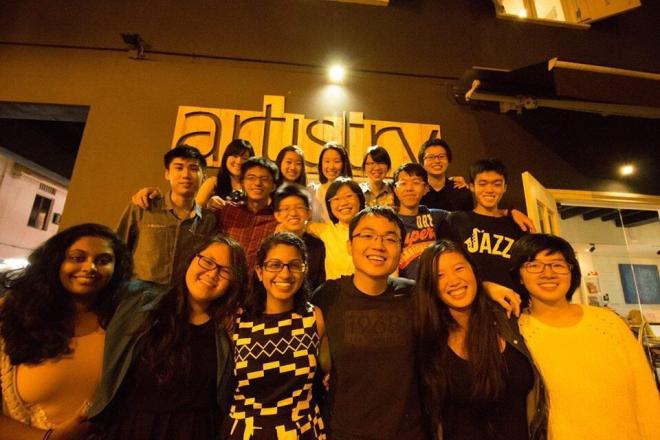 Artistry Cafe gig