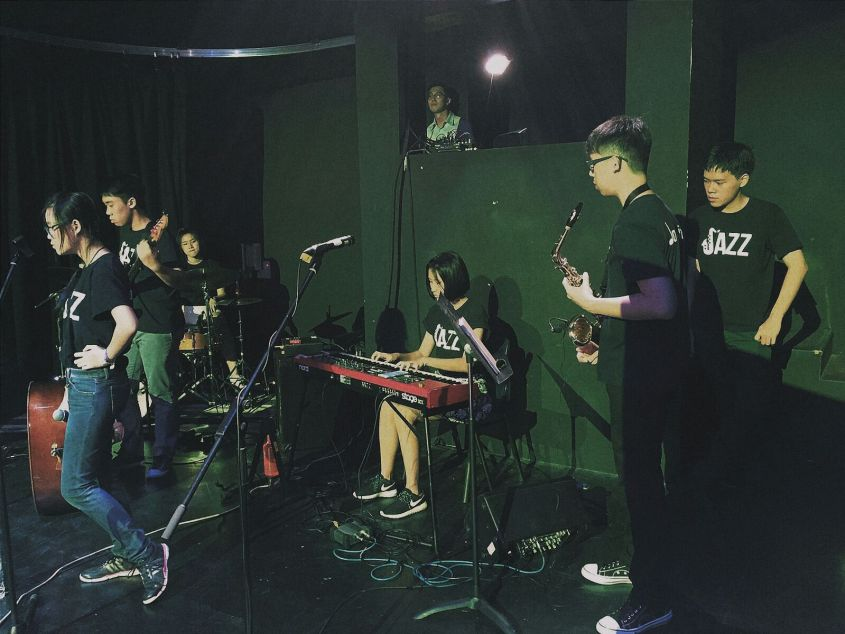 Jazzers @ Photog gig