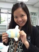 Dr Lim made a mola mola!