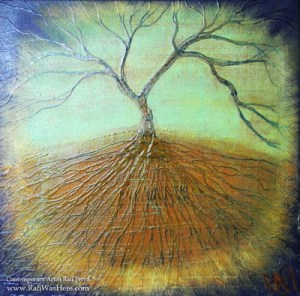 Tree of Life By Contemporary Artist Rafi Perez
