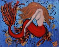 Ginger Mermaid Series