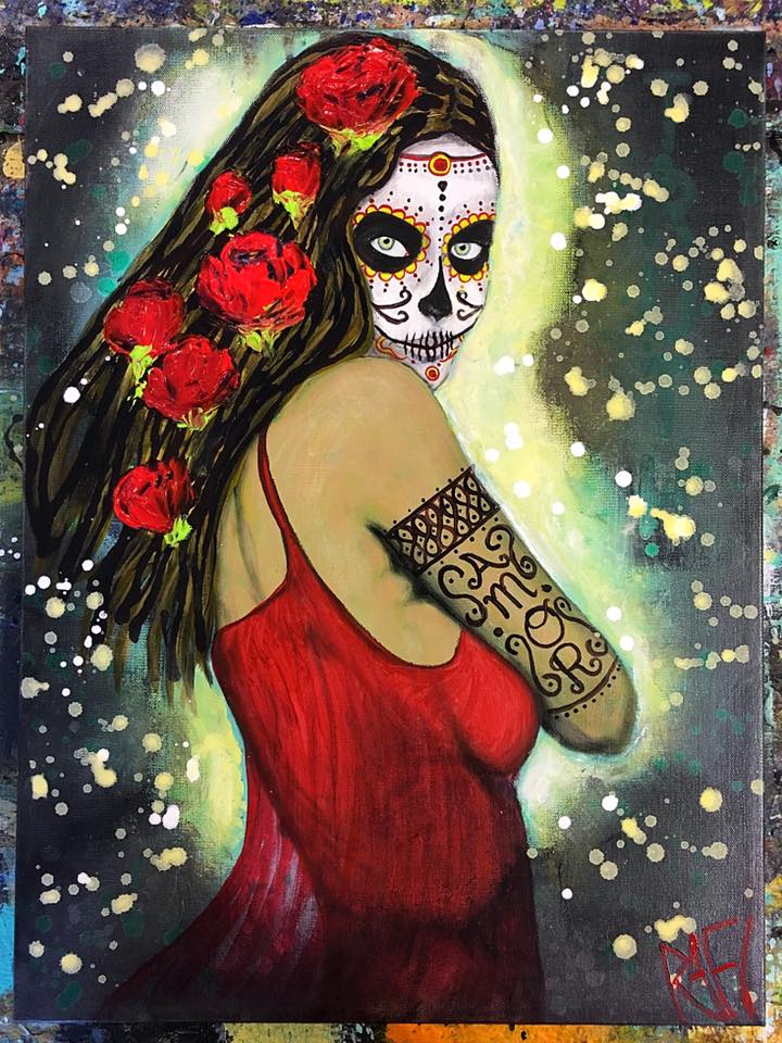 Day of The Dead Rafi Perez
