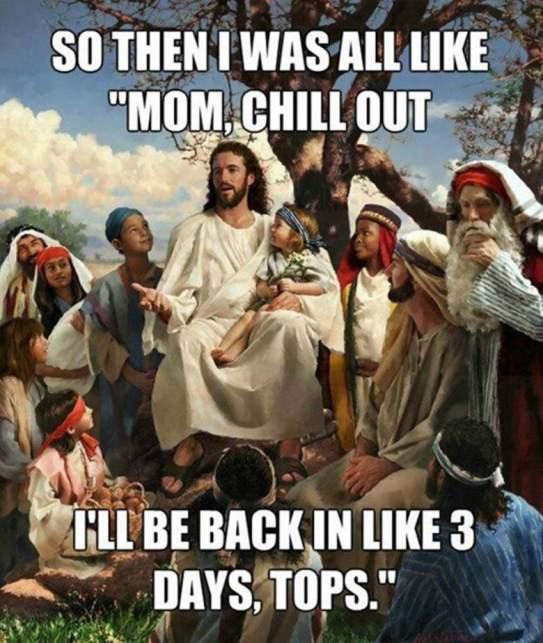 Rafi's Favorite Easter Memes