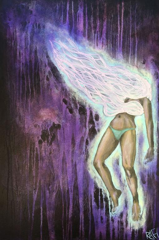 The Dreamer By Rafi Perez