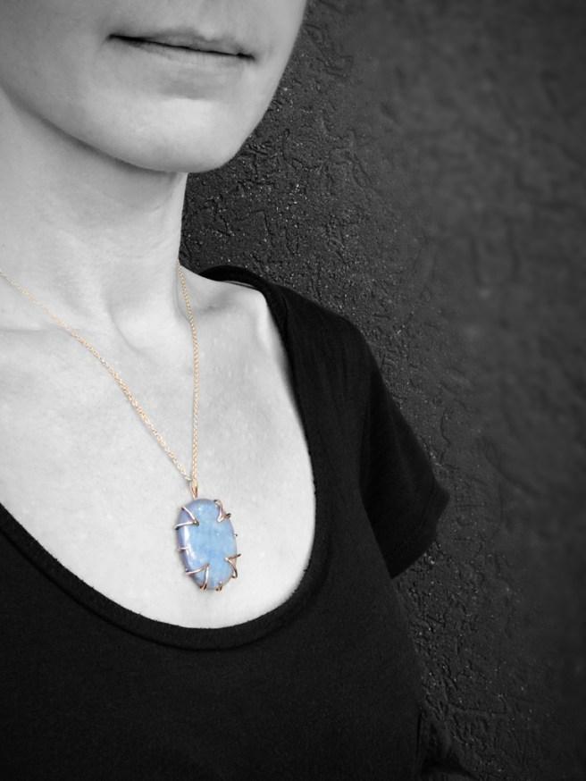 Klee Angelie Fire Flower Opal