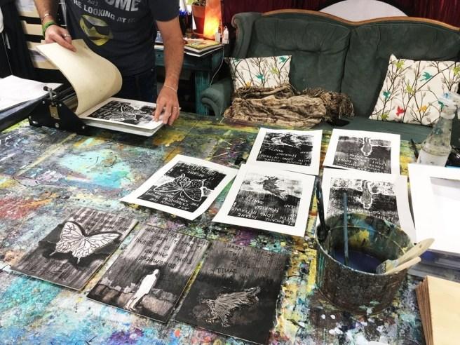 Inspirational Original Prints By Rafi Perez