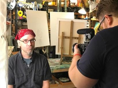 Rafi And Klee Interview Vivid Bridge Studios