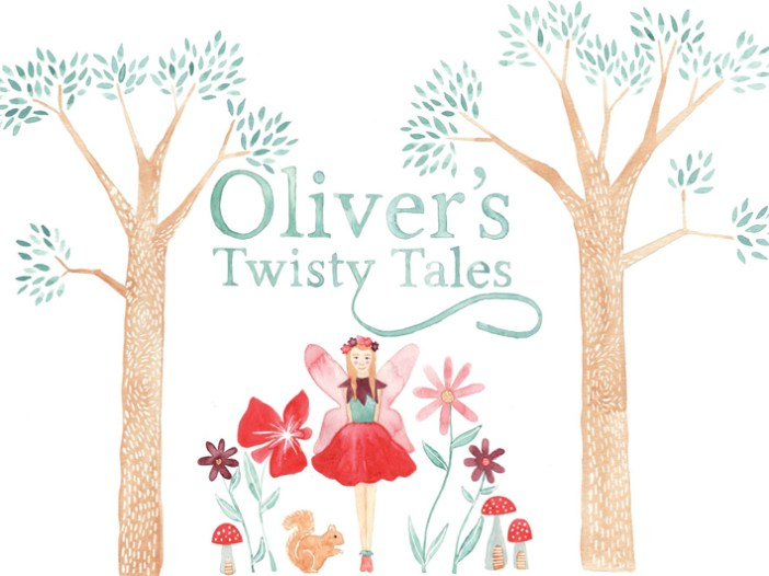 and the winner of the goodies from Oliver's Twisty Tales is…