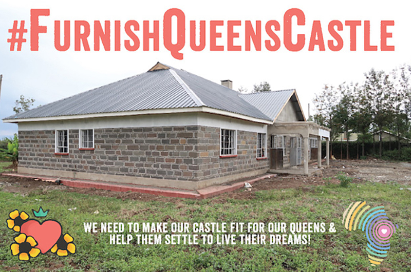 Furnish the Queens Castle