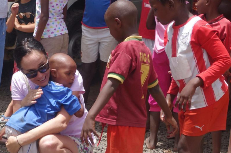 Being a volunteer; visiting Kenya; Life changing experience. What is that all about?
