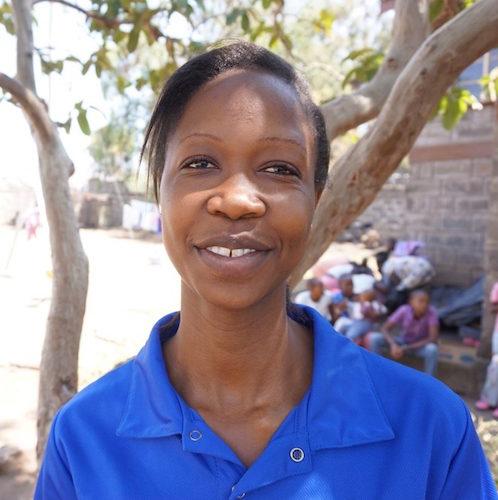 Aunty Mary Rafiki Mwema