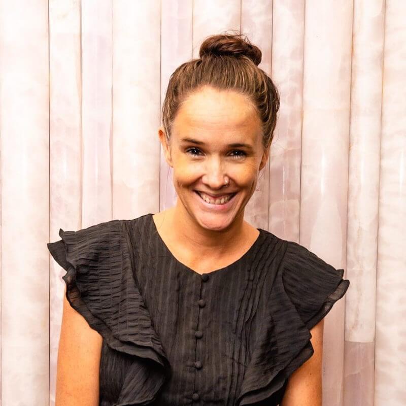 Sarah Rosborg Rafiki Mwema