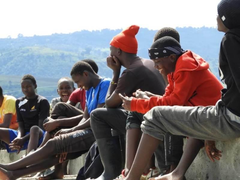 Volunteer With Rafiki Mwema