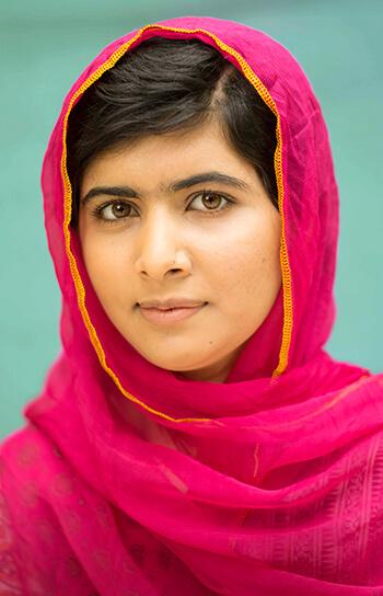 Inspirational Women - Malala