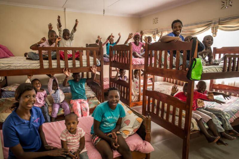 African child sponsorship Rafiki Mwema