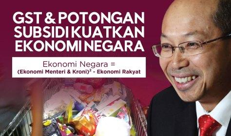 060716 GST & Subsidi_Sg Besar