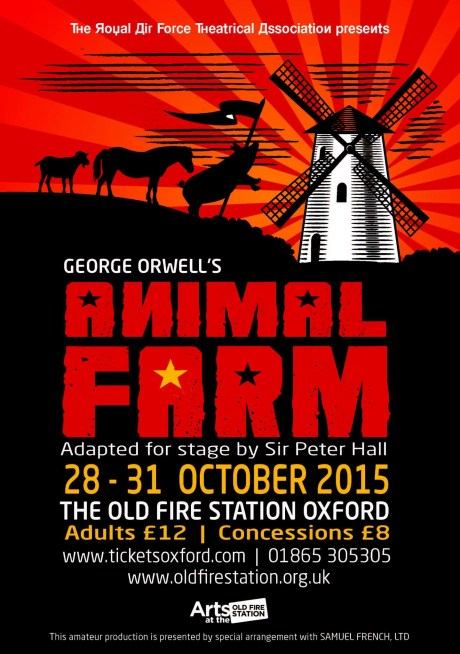 20150929-RAFTA_Proj15_Animal_Farm_Flyer