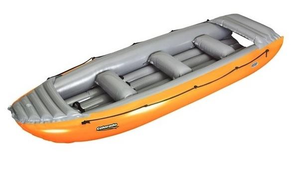 nafukovaci cln raft colorado 450 orange 1