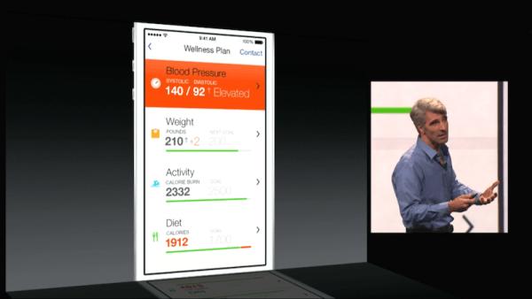 iOS 8 헬스킷